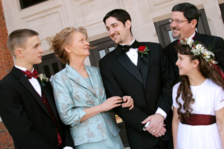 The Family of the Groom