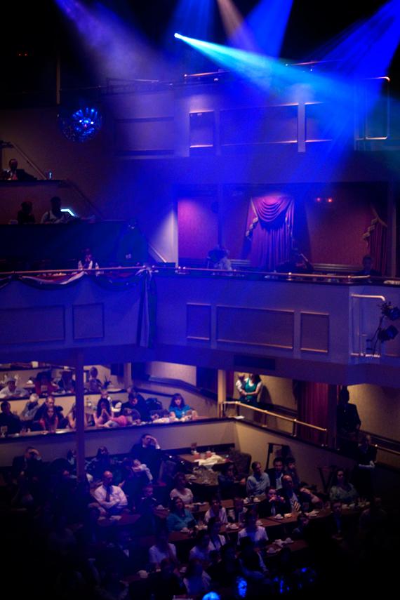The Stunning Dinner Theatre Aboard the Branson Belle