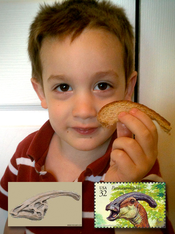 Inexplicable Reptilian Appearances in Calvin's Breakfast Food
