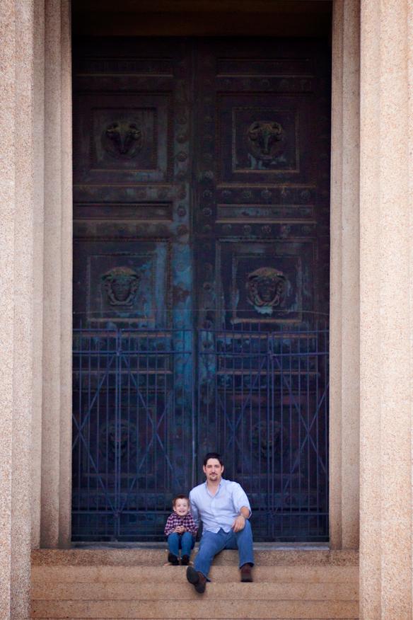 The Parthenon's Incredible Doors