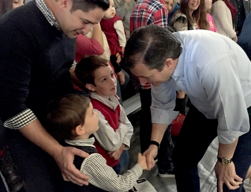 The Turleys Meet Ted Cruz