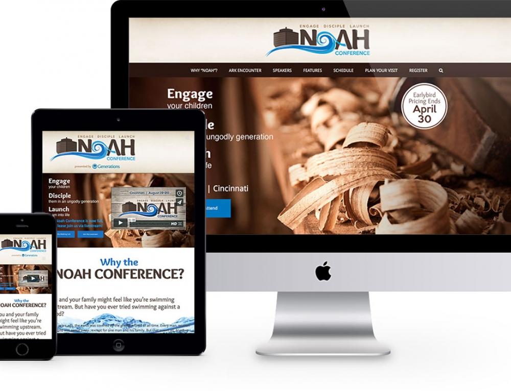 Noah Conference Web Site