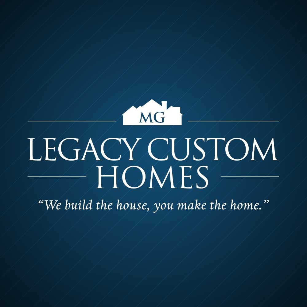 MG Legacy Custom Homes Logo – JustinTurley.com