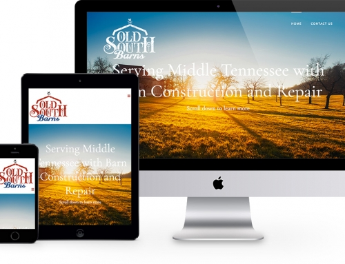 Old South Barns Web Site