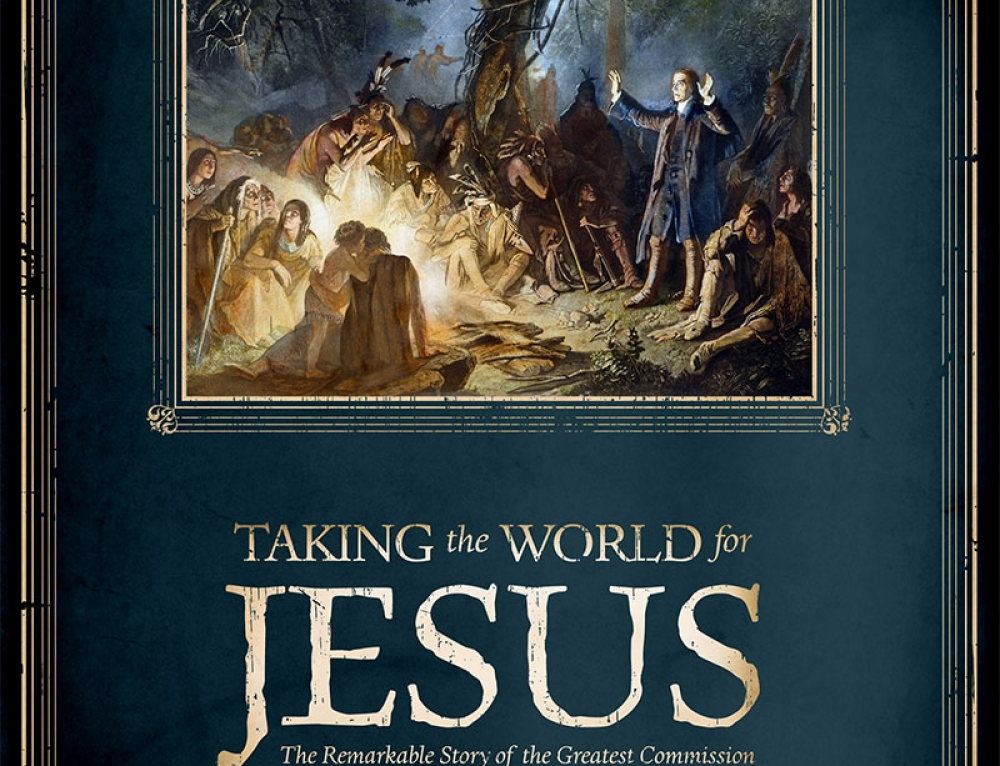 Taking the World for Jesus