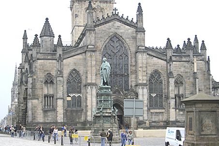 St. Gile's Cathedral - Edinburgh