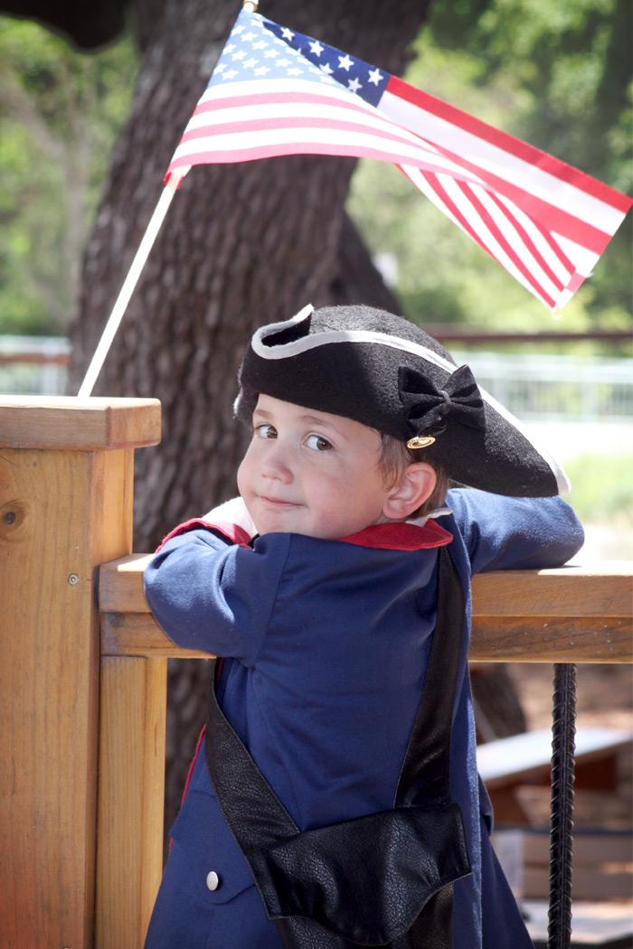 Patriotism Never Looked So Cute
