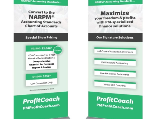 ProfitCoach Event Signage
